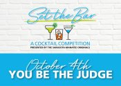 The 2019 Set the Bar Cocktail Competition