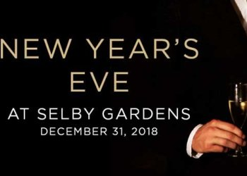Selby Gardens new year