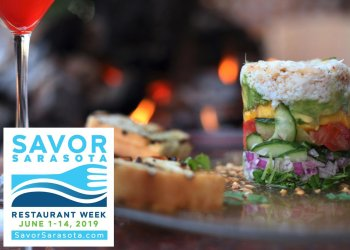 Savor Sarasota - 90 restaurants offer prefix menus!