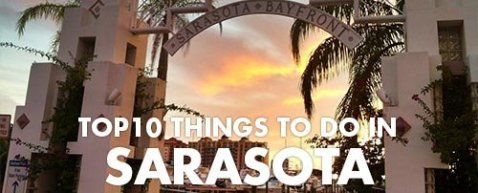 best things to do in Sarasota
