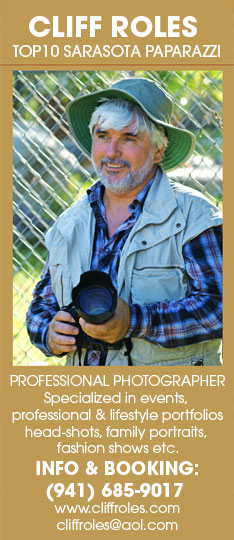 Cliff Roles, top10 Sarasota Event Photographer